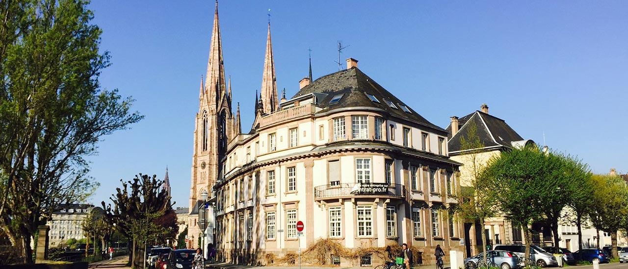 IESA — Institut d'Enseignement Supérieur par Alternance à Strasbourg